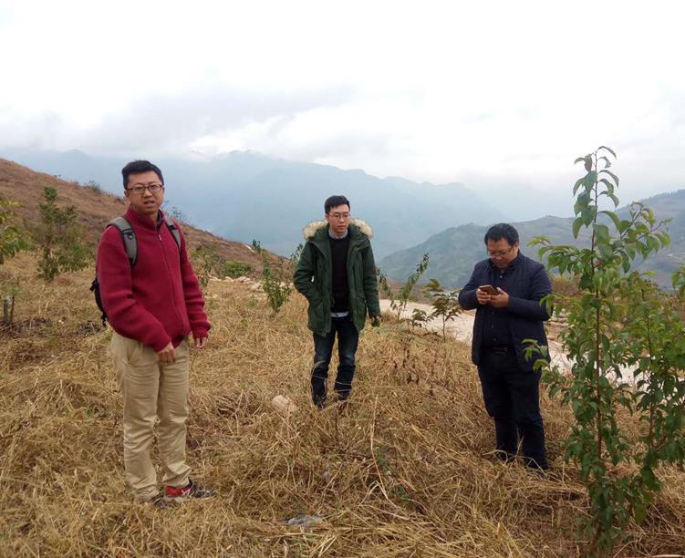 甘洛县田坝镇挖夯村等11个村农业地质调查评价项目